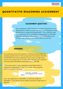 assignment ghostwriting sample